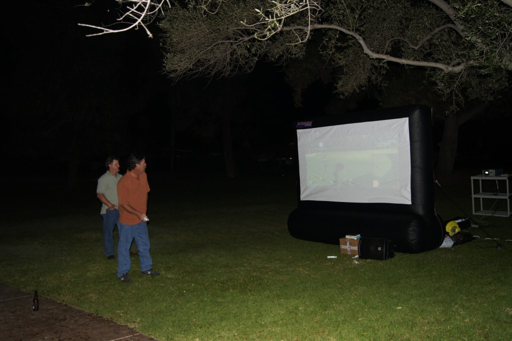 game-night-inflatable-screen